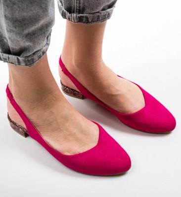 Обувки Esmai Фуксия