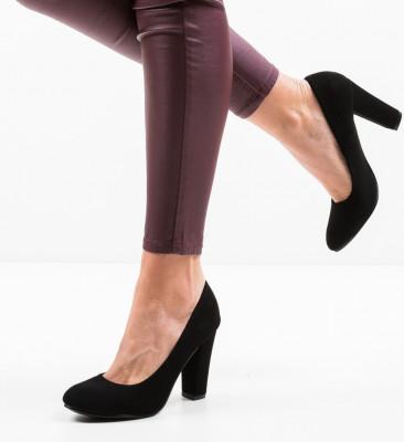 Обувки Hekolora 3 Черни