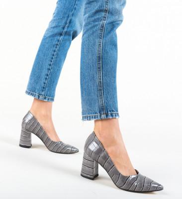 Обувки Hilfi Сив