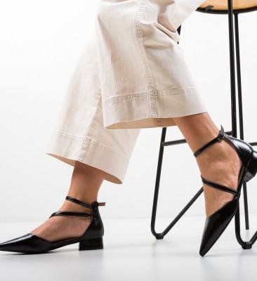 Обувки Jem Черни