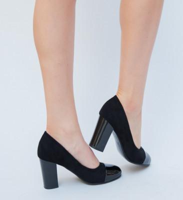 Обувки Jugle Черни