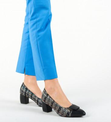 Обувки Mair Черни