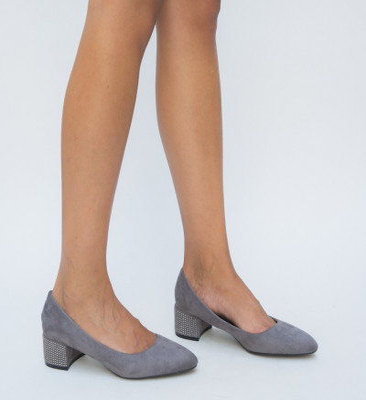 Обувки Marisi Сиви