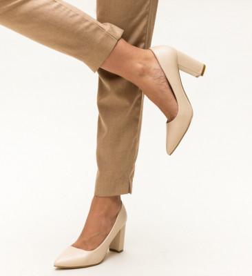 Обувки Pauline Бежови