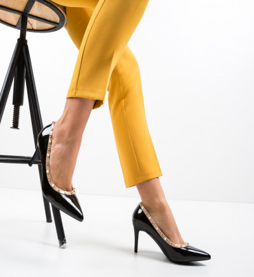 Обувки Rivas Черни