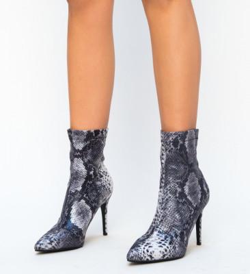 Обувки Selema Сиви