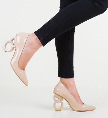 Обувки Simoni Бежов