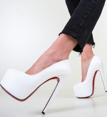 Обувки Sintyra Бели