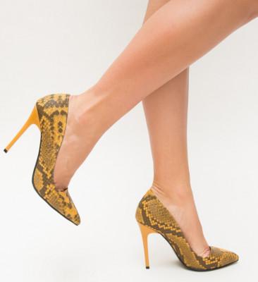 Обувки Siso Жълти 2