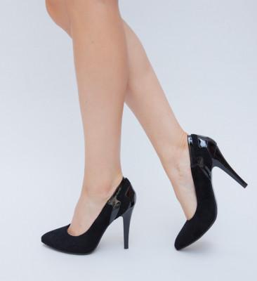 Обувки Stili Черни 2