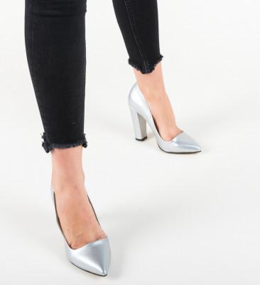 Обувки Sunshine Сребърни