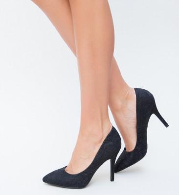 Обувки Suprem Черни