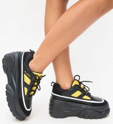 Спортни Обувки Arigato Черни