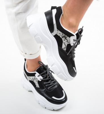 Спортни обувки Cara Черни