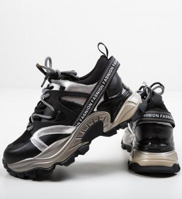 Спортни обувки Minaj Черни