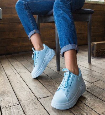 Спортни обувки Pugh Сини