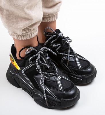 Спортни обувки Rekom Черни