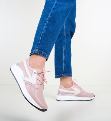 Ежедневни обувки Arnol Розов