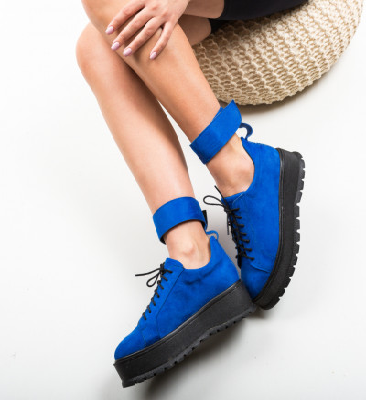 Ежедневни обувки Brosky Сини