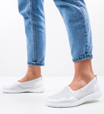 Ежедневни обувки Chapman Бели