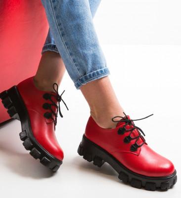 Ежедневни обувки Dekila Червени