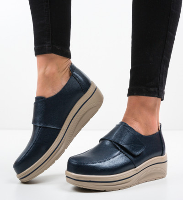 Ежедневни обувки Hausberg Тъмносин