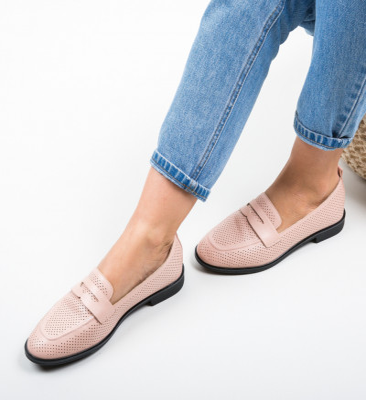 Ежедневни обувки Lorem Розов