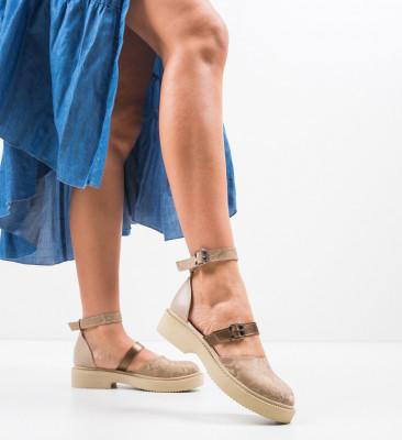 Ежедневни обувки Negan Бежов