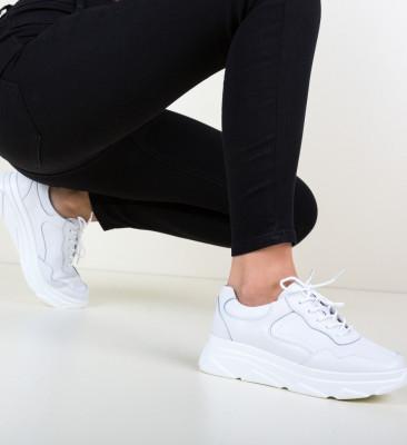 Ежедневни обувки Nur Бели