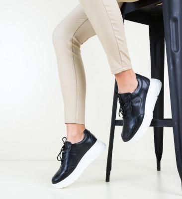 Ежедневни обувки Nur Черни