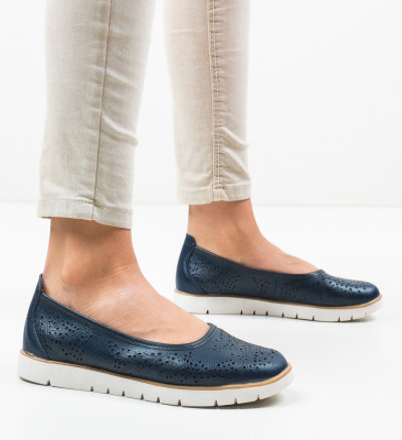 Ежедневни обувки Regan Тъмносин