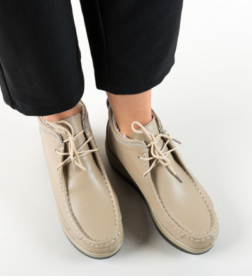 Ежедневни обувки Ryhko Бежов