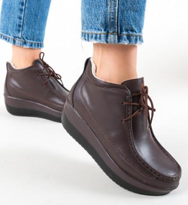 Ежедневни обувки Ryhko Кафяв