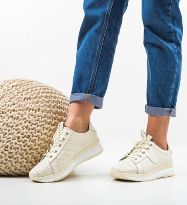 Ежедневни обувки Trent Бежов