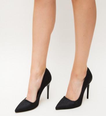 Обувки Alio Черни
