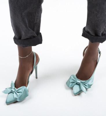 Обувки Andras Тюркоаз