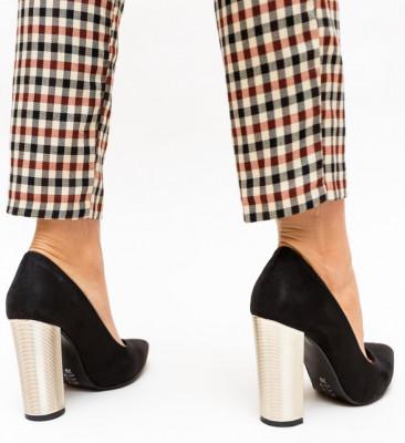 Обувки Andry Черни