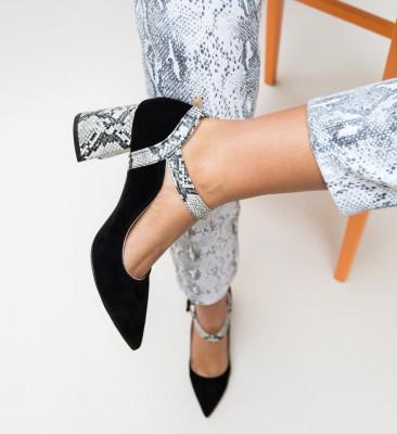 Обувки Arona Черни