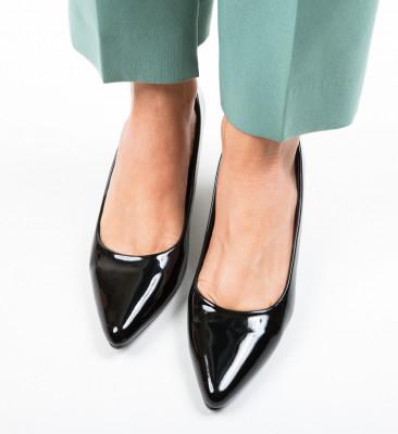 Обувки Brock Черни
