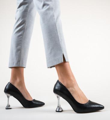 Обувки Celine Черни
