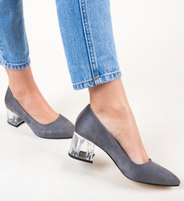 Обувки Dove Сив