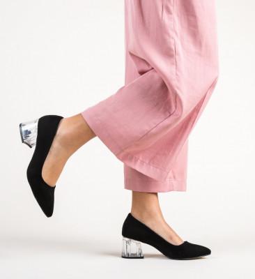 Обувки Dove Черни
