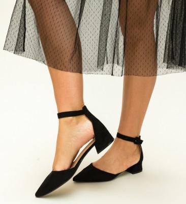 Обувки Eryn Черни