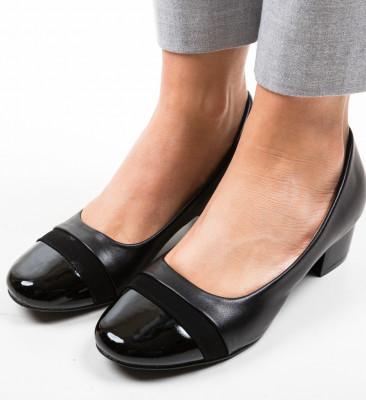Обувки Fesgabo Черни