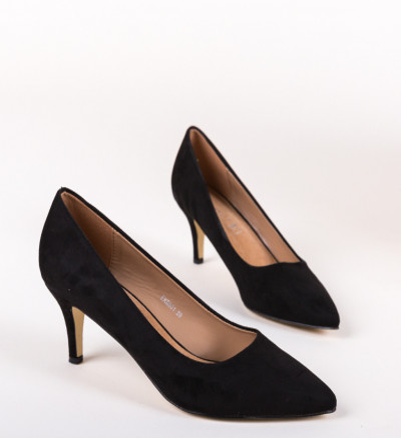 Обувки Grekos Черни