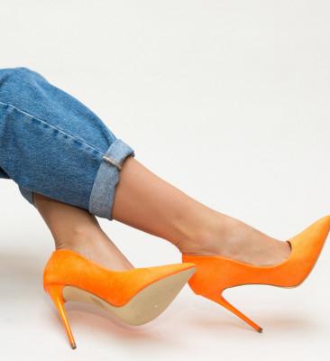 Обувки Harlei Оранжеви