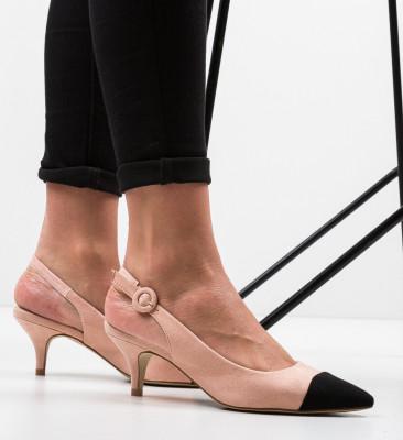 Обувки Harrel Розов