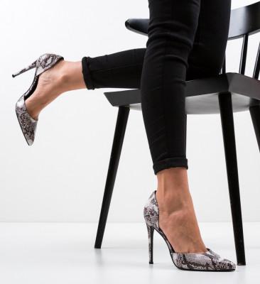 Обувки Jake Сив