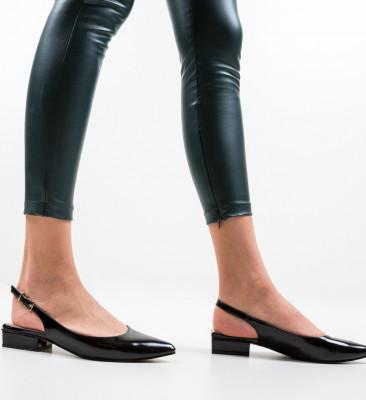 Обувки Lim Черни