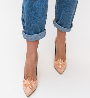 Обувки Margot Розови